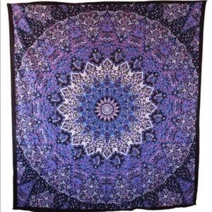 Other - Tapestry Wall Hanging Large Bohemian Hippie Art